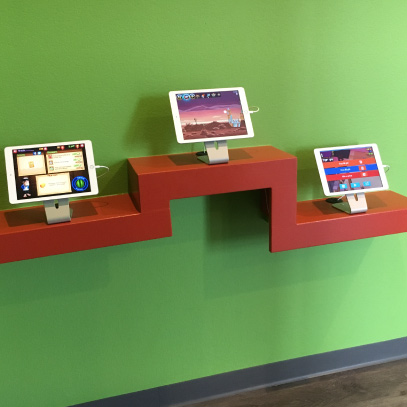 iPads in dental office