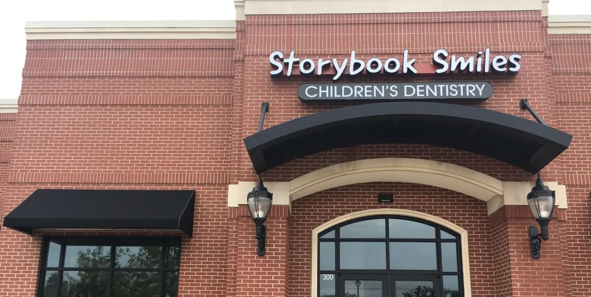 Storybook Smiles store front